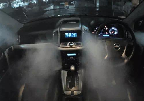 Nano-mist-fogging-mobil
