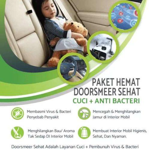 PAKET HEMAT DOORSMEER SEHAT