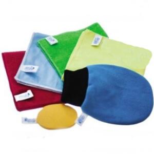cuci mobil kain microfiber