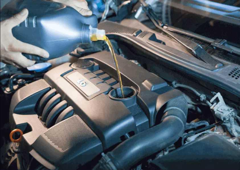 ganti oli mobil bengkel sehat motor medan