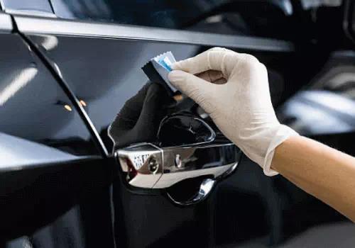 polish dan waxing mobil medan